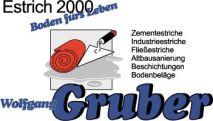 Logo Wolfgang Gruber Estrich und Bodenbeläge GmbH